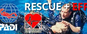 Curso Rescue + EFR