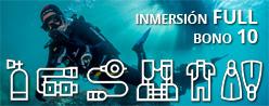 Inmersión FULL - Bono 10