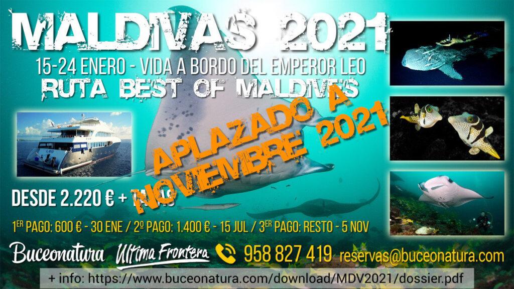 Maldivas 2021 (Noviembre)